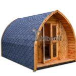 Iglu-Campinghaus-150x150 Fasssauna - Gartensauna - Saunafass - Außensauna mit Vorraum, Holzofen für draußen