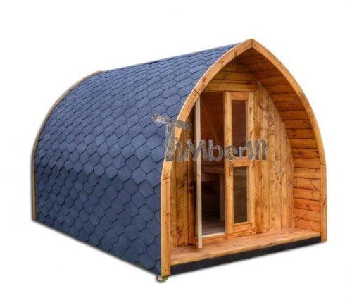 Iglu-Campinghaus