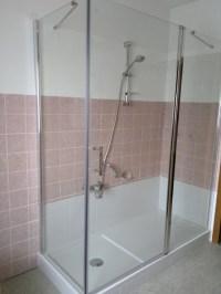 Badezimmer behindertengerecht umbauen, Badewanne auf ...