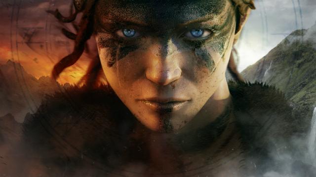 Hellblade: Senua's Sacrifice banner scheda