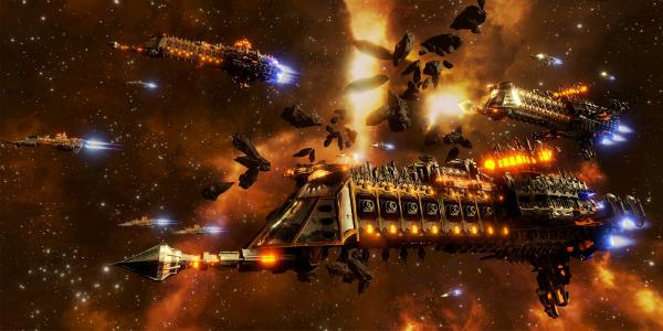 Battlefleet Gothic: Armada banner