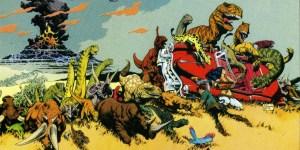 Speciale videogiochi e dinosauri megaslide