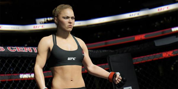 EA Sports UFC 2 banner