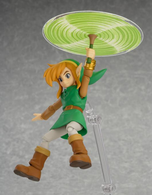 Figma Link The Legend of Zelda A Link Between Worlds
