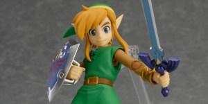 Figma Link The Legend of Zelda A Link Between Worlds banner