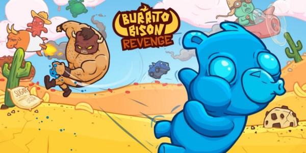 Burrito Bison Revenge megaslide