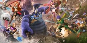 Dragon Quest Heroes II banner