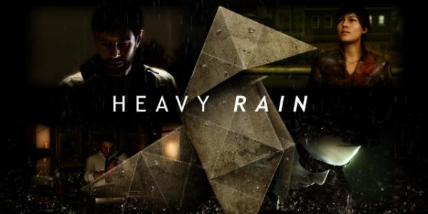 Heavy Rain banner