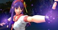 The King of Fighters XIV, l'aggiornamento grafico arriverà l'11 gennaio prossimo