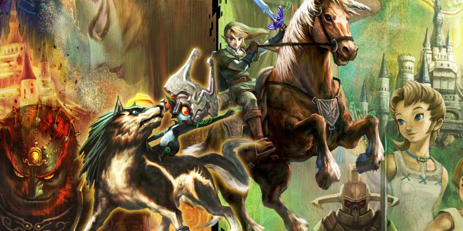 The Legend of Zelda: Twilight Princess HD megaslide