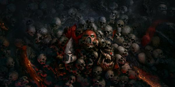 Warhammer 40,000: Dawn of War III banner