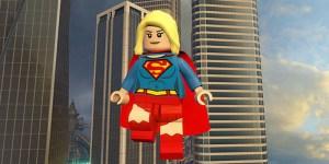 Banner LEGO Supergirl