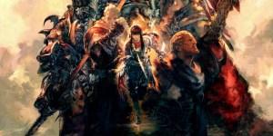 Final Fantasy XIV Stormblood banner