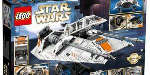 Banner LEGO Star Wars UCS Snowspeeder