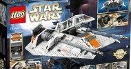 LEGO Star Wars, annunciata l'uscita dello Snowspeeder