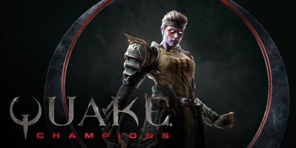 Quake Champions: Scopriamo Galena