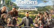 Far Cry 5 verrà presentato domani, ecco l'artwork ufficiale