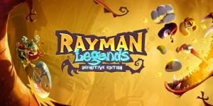 Rayman Legends Definitive Edition banner