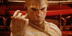 Tekken 7 Geese Howard banner