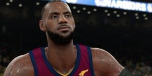 NBA 2K18 banner