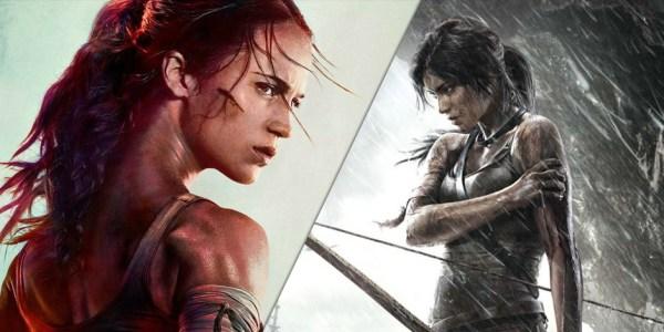 Tomb Raider megaslide