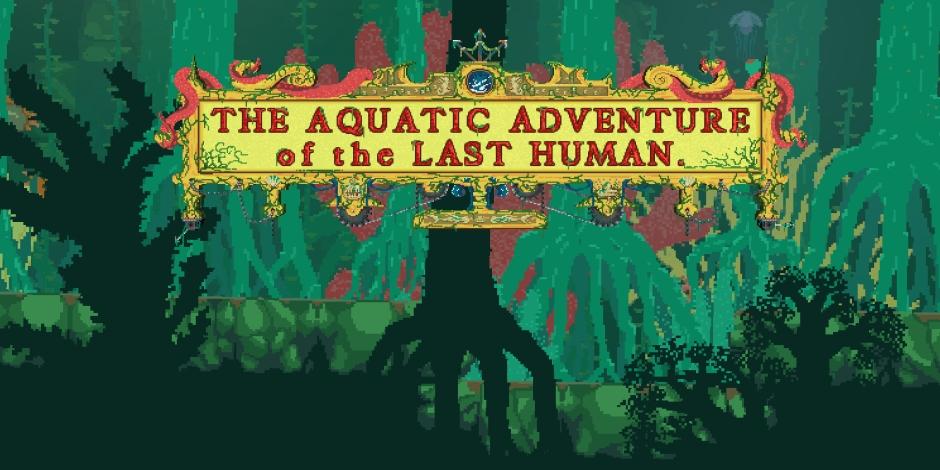 The Aquatic Adventure of the Last Human megaslide