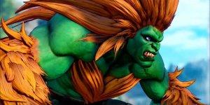 Street Fighter V, arriva Blanka, ecco la data e il video di gameplay