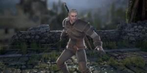 Soul Calibur VI Geralt banner
