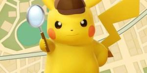 Detective Pikachu megaslide