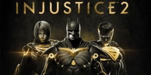 Injustice 2 megaslide