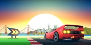 Horizon Chase Turbo megaslide