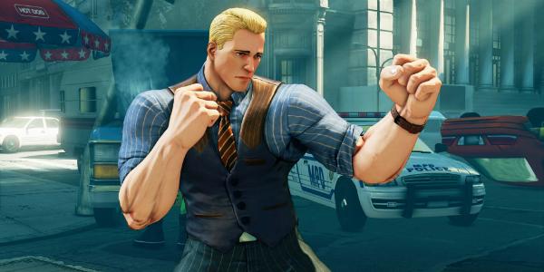 Street Fighter V: Arcade Edition Cody banner