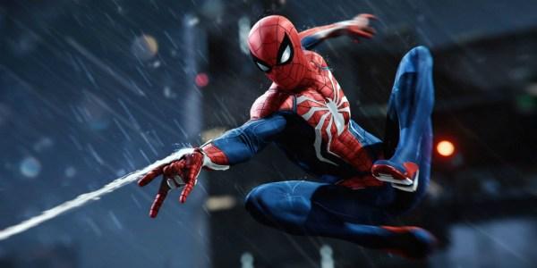 Marvel's Spider-Man banner megaslide