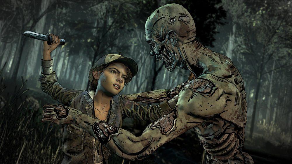The Walking Dead: The Final Season screenshot