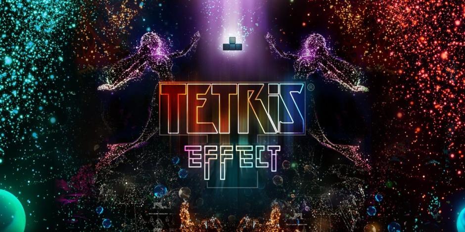 Tetris Effect megaslide