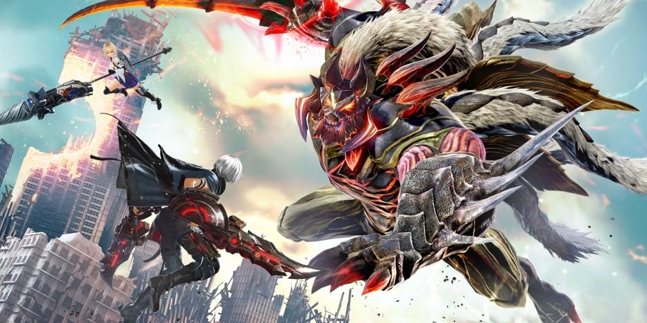 God Eater 3 megaslide