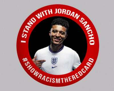 I Stand With Jordan Sancho