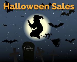 Halloween Sales at Big Fish Games