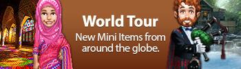 Mini Mall: World Tour