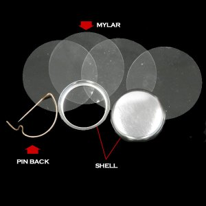 "Pin Back 1"""