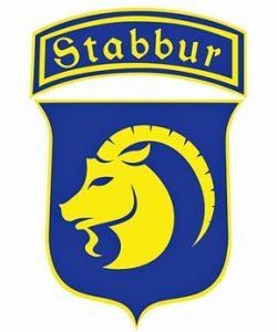 Stabbur Beer Garden at Al Johnson's Logo