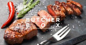 Logo for ButcherBox