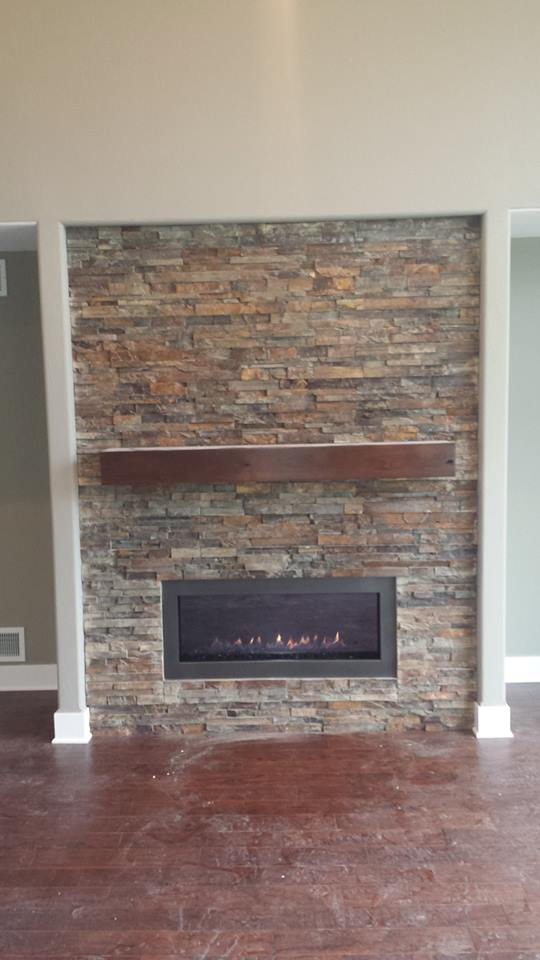 Cosmo 42 ledger stone  Badgerland Fireplace Waukesha Wisconsin