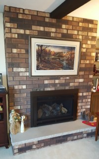 Gas Fireplace Insert Installed In Port Washington Home ...