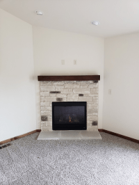 Fireplace Installation in New Muskego Home   Badgerland ...
