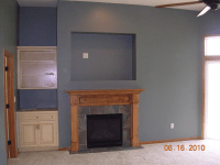 Gas Fireplace Installation Oconomowoc