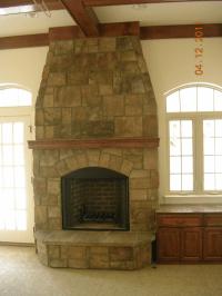 Stone Fireplace Installation Pewaukee   Fireplace ...
