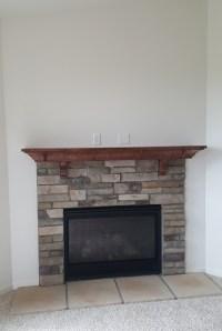 Waukesha Gas Fireplace Installation   Badgerland Fireplace ...