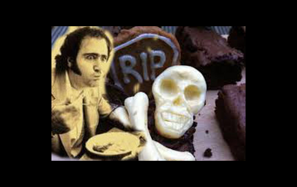 andy kaufman chocolate death