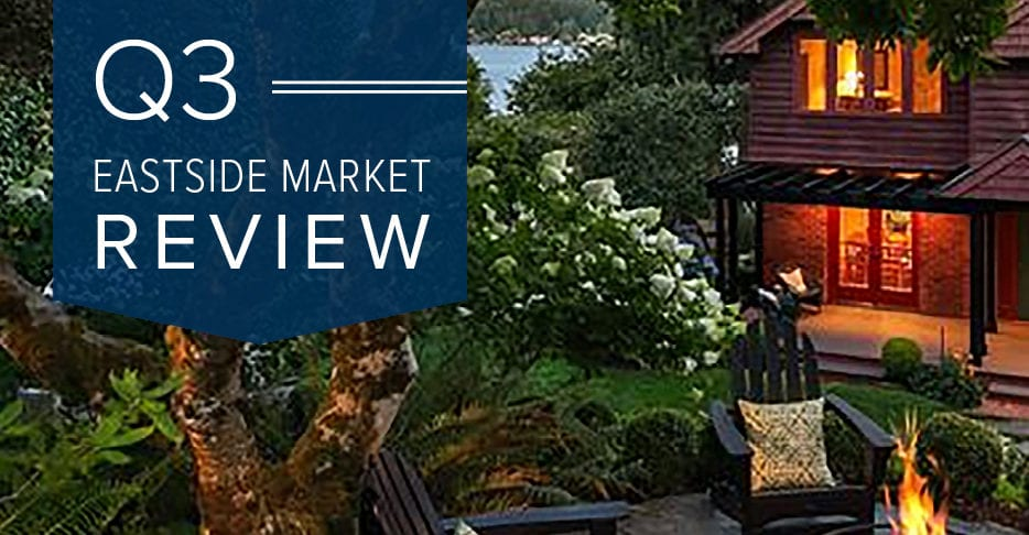 The Eastside Market Review – Third Quarter 2018